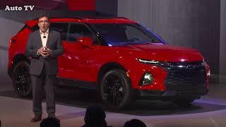 Chevrolet Blazer (2019) REVEAL - The Return of Legendary SUV !!