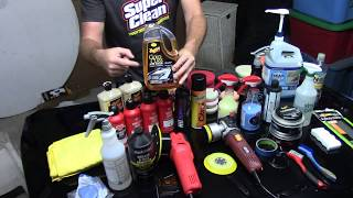 Ep1: Tools & Supplies Needed For Beginners To Enter Paint Correction