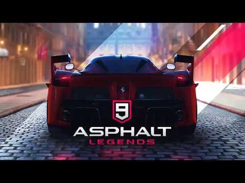 [Asphalt 9: Legends Soundtrack] The Score - Legend