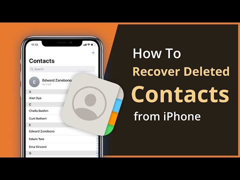 Free Download Recover deleted data Tool: http://bit.ly/iPh-drfone Step-by-Step Guide: http://bit.ly/.