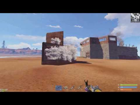 Rust Raids | Raiding Ropey's Group