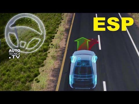 El sistema ESP: Fundamental ayuda para las maniobras bruscas.