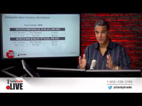 Trading options do i want high implied volatility