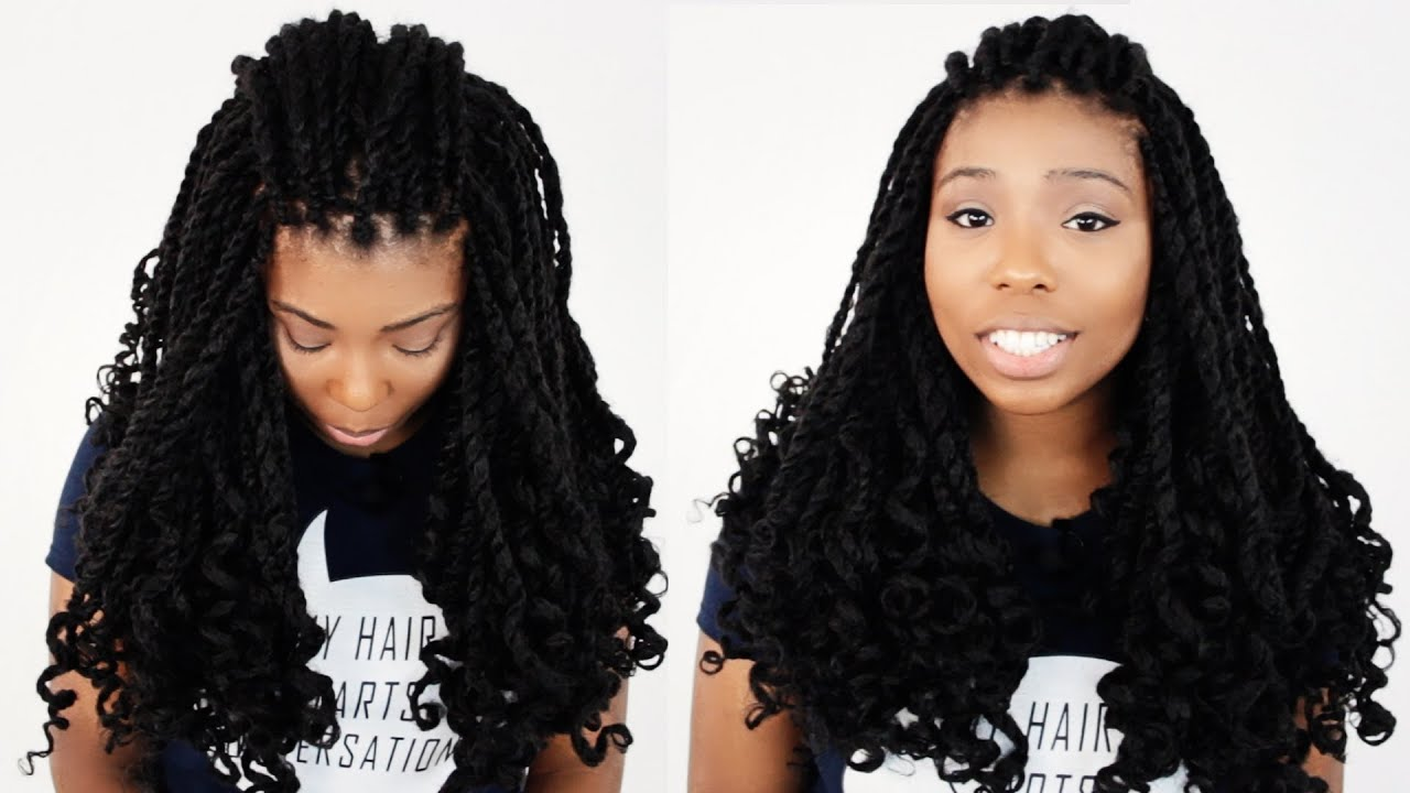 Mrs Rutters Perimeter Crochet Kinky Twists Tutorial Part