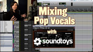 Workshop: Mixing Pop & Latin Vocal Effects with Soundtoys