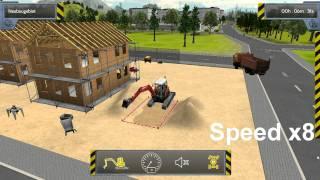 Bau Simulator 2012 (Mission 1) HD