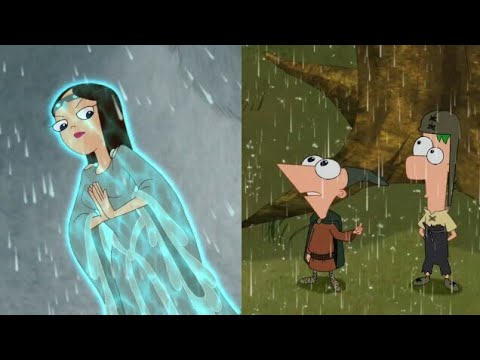 Download Phineas and Ferb: The Lady of the Puddle gives a task to Phineas and Ferbalot
