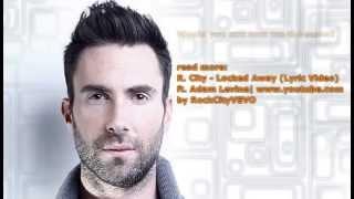 Video Locked Away R  City ft Adam Levine  HD Lyric video download MP3, 3GP, MP4, WEBM, AVI, FLV Agustus 2018
