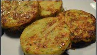 galette de pomme de terre avec très peu d ingrédient et facile a fa...