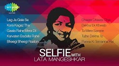 Best Of Lata Mangeshka Songs Jukebox | Lag Jaa Gale & More Hits | Superhit Hindi Songs Collection