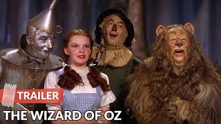 The Wizard of Oz 1939 Trailer | Judy Garland