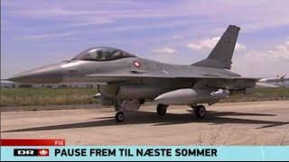 NATO F16 / Denmark Iraq Mission - Millennial Monitor