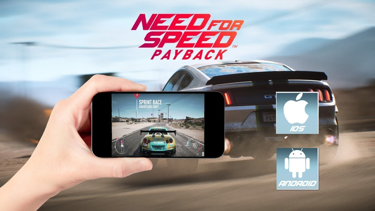 need for speed payback android offline