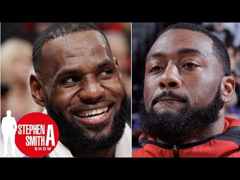 download John Wall drama shows why LeBron James is so special | Stephen A. Smith Show