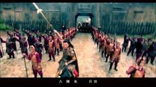 [HD] 蘭陵王主題曲 入陣曲(五月天正式版)