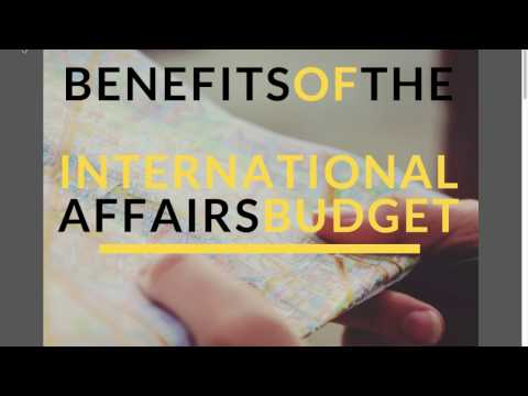 Rep. Holding - Fully Fund the International Affairs Budget
