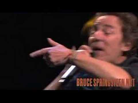 Bruce Springsteen - So Young and In Love [Live] Hartford ´08