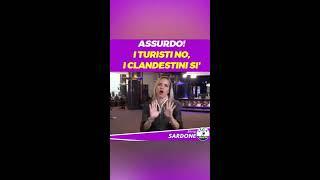 20200708 TURISTI NO CLANDESTINI SÌ Silvia Sardone instagram