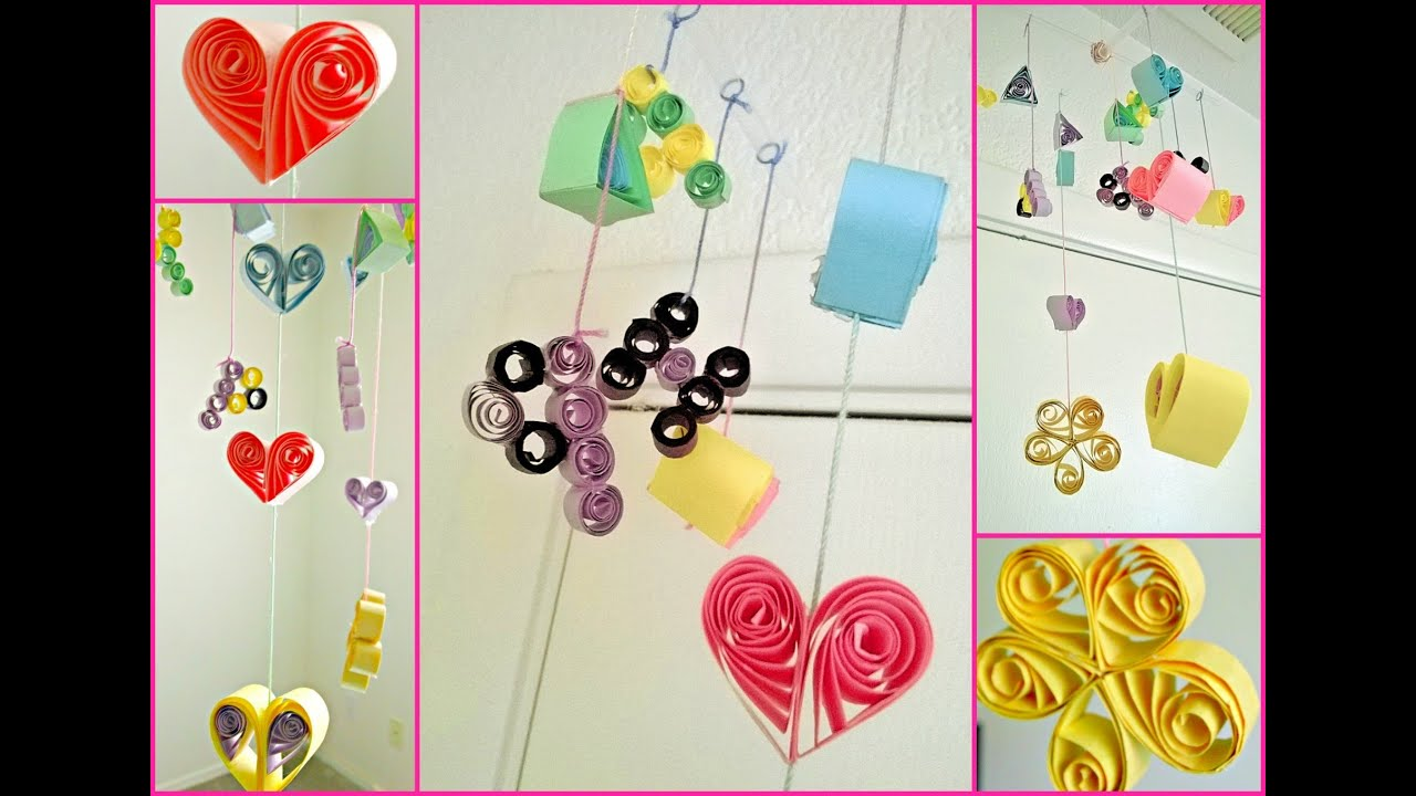 Baby room decorations -  Hanging Decoration For Baby Nursery Kids Bedroom Youtube