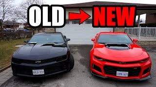 PICKING UP MY 2017 ZL1 - FIRST DRIVE!