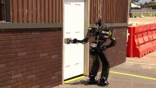 DARPA Robotics Challenge 2015 Program Day01