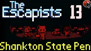 BILLYGOAT - THE ESCAPIST | Shankton State Pen EP 13 | NOS VAMOS YA??