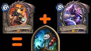 [Hearthstone] Seeing Double, Al