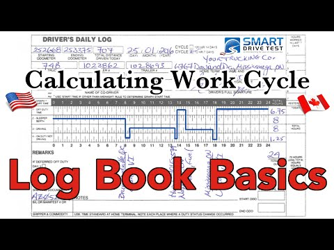 How To Calculate Work Cycle To Comply With Hours Of Service