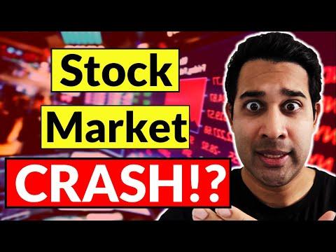 HUGE 2021 Stock Market CRASH Starting Now? 🚨