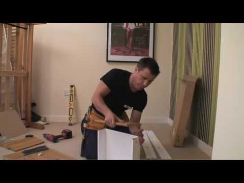 How To Assemble Flat Pack Furniture