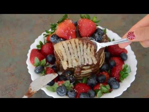 3 Ingredient Pancakes   Simple. Healthy. Vegan.