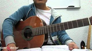 Hoc Dem Hat 2 in 1 cung Hieuacoustic - Con Duong Mau Xanh (Guitar)