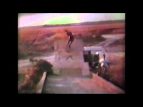 1977 Skateboarding at Sullivan's Island Incinerator