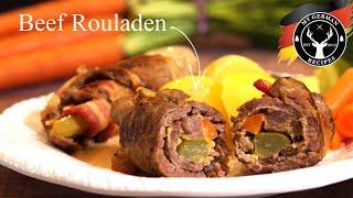 Classic German Beef Rouladen: Braised Beef Rolls  MyGerman.Recipes