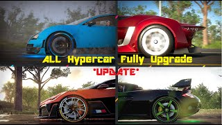 The Crew 2 | All Hypercar Top Speed Fully Upgrade - Double Nitro *UPDATE* [4K]
