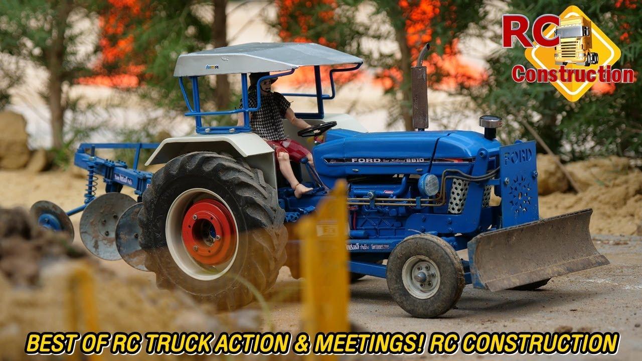 BEST OF RC TRUCK ACTION & MEETINGS! RC CONSTRUCTION สนามRCสุขสวัสดิ์30/RC Construction