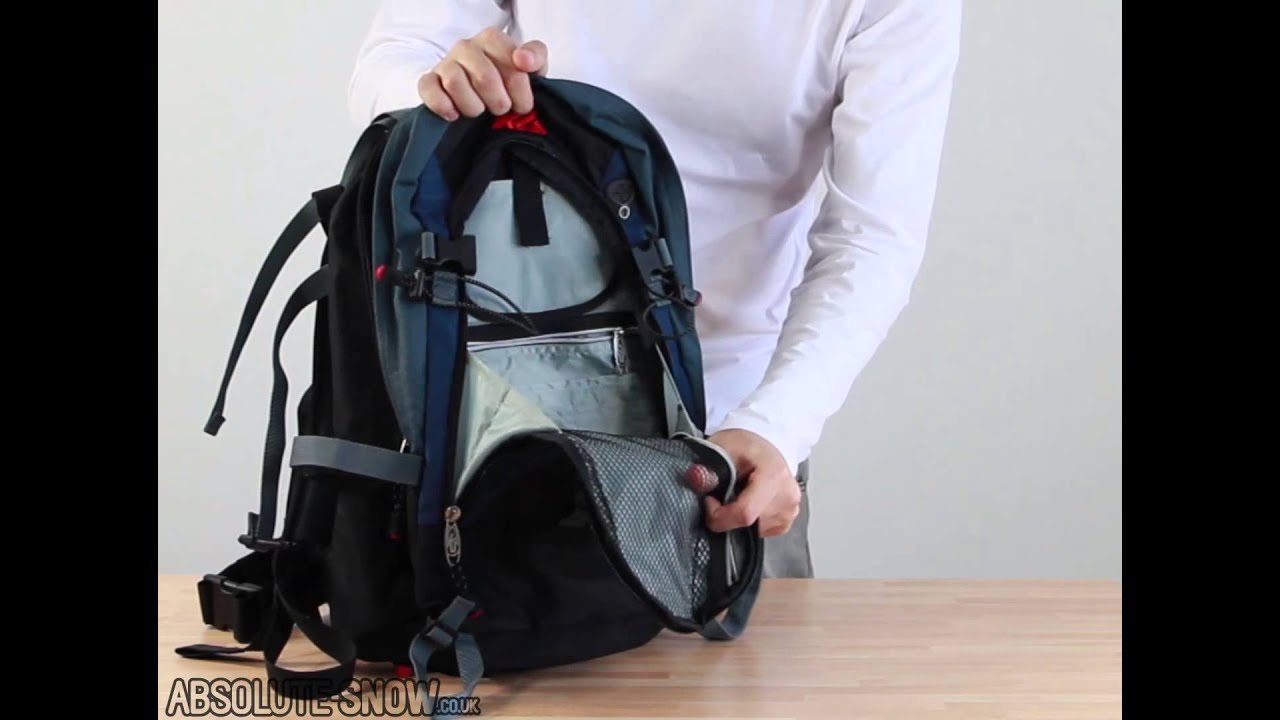 K2 Blimp Pack 28.5L   Backpack Video Review - YouTube 2458757951