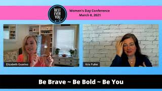 Best Ever You Women's Day Conference - Elizabeth Hamilton-Guarino
