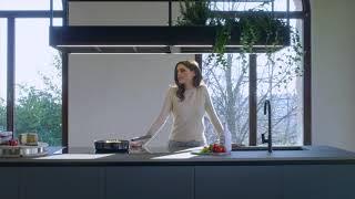 SPAZIO cooker hood