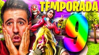 REACCIONANDO A LA *NUEVA* TEMPORADA 9 !! TODOS LOS SECRETOS - ElChurches