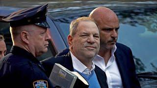 Vorwurf sexueller Belästigung: Weinstein stellt sich Polizei