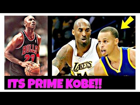 Why Kobe Bryant was more UNSTOPPABLE than Michael Jordan!!