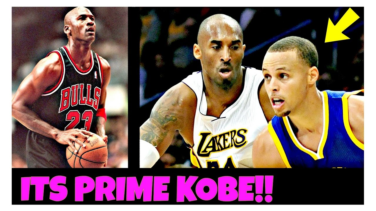f0f7491ca508 Why Kobe Bryant was more UNSTOPPABLE than Michael Jordan!! - YouTube