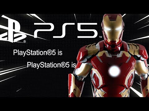 New Avengers Game & PS5   This Is GOOD