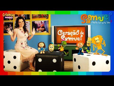 Geração De Samuel | DVD Samuel | Crianças Diante do Trono
