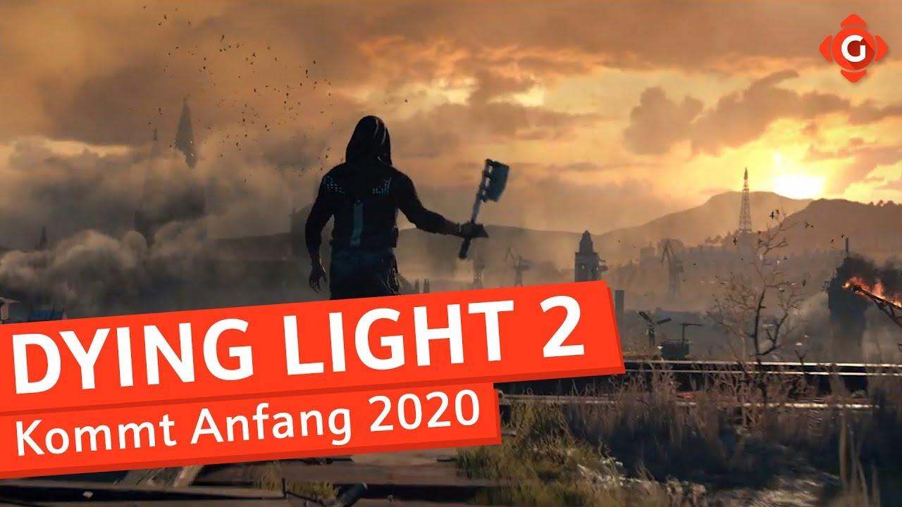 Dying Light 2 kommt Anfang 2020 | E3 2019 Trailer thumbnail