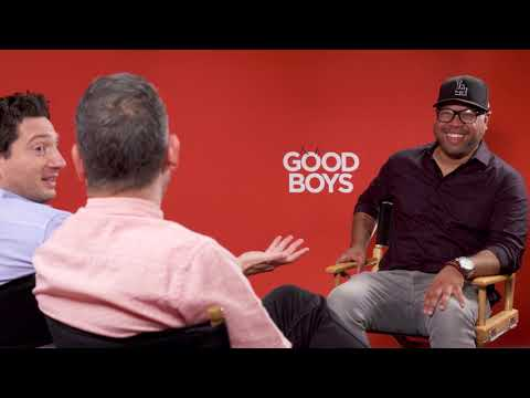 Gene Stupnitsky & Lee Eisenberg Interview: Good Boys
