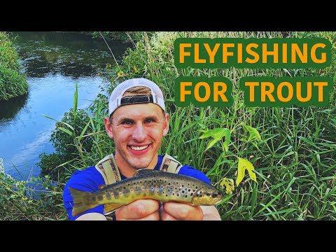 SUMMER TROUT FISHING - LANESBORO, MN