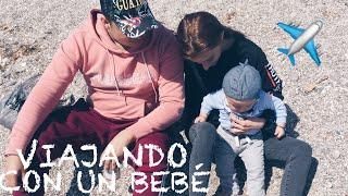 PRIMER VIAJE EN FAMILIA!!! | vlog