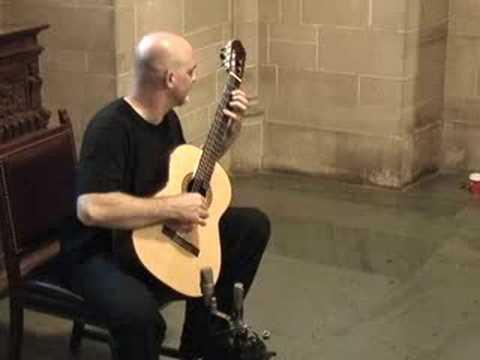 Andrew McKenna Lee: Bach Allemande, BWV 996
